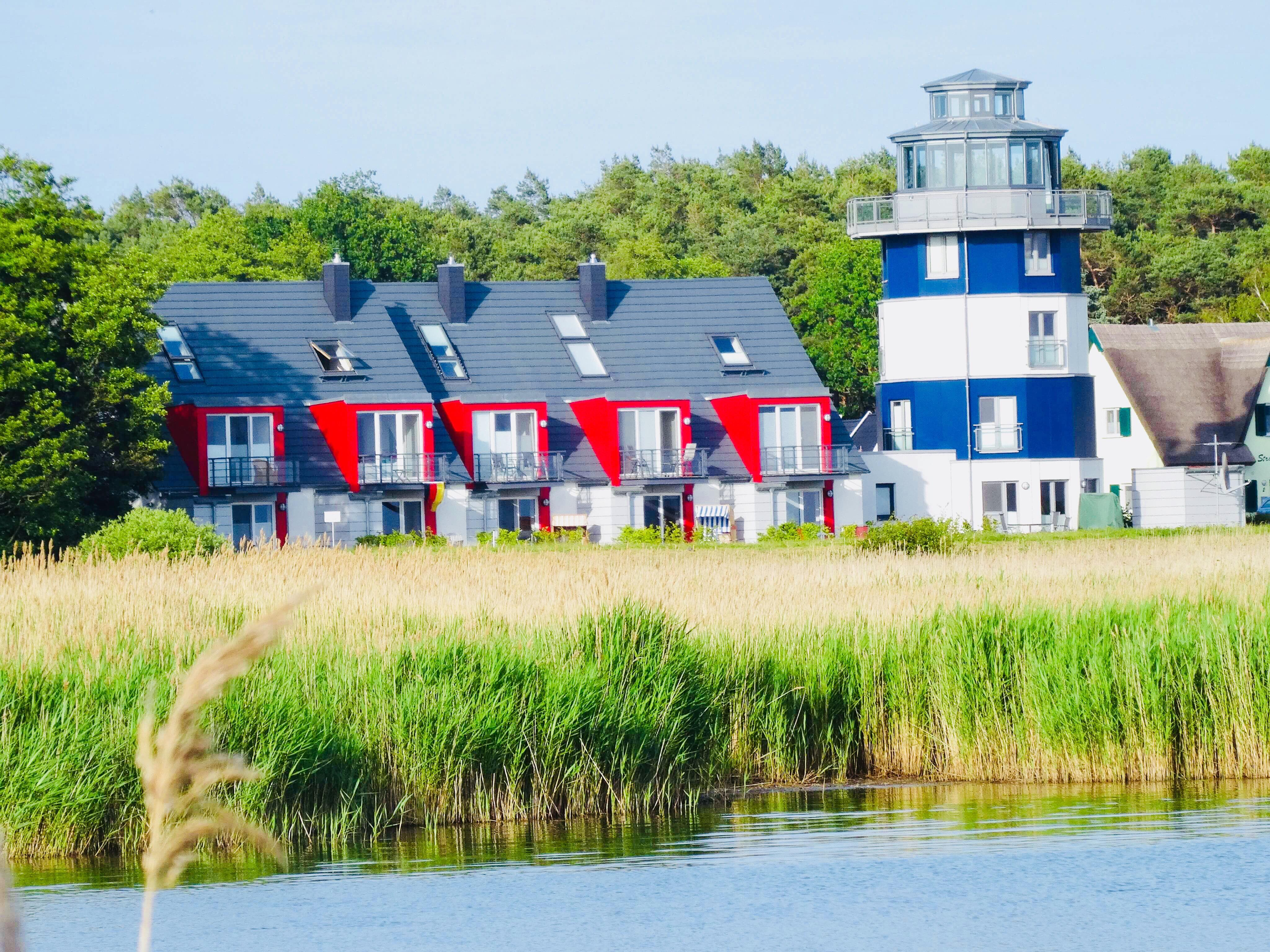 Deichhaus am Wasser
