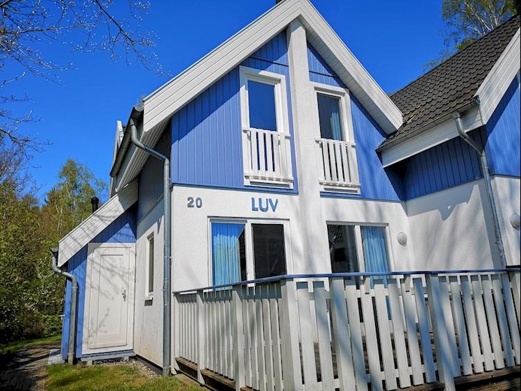 Strandhaus Luv